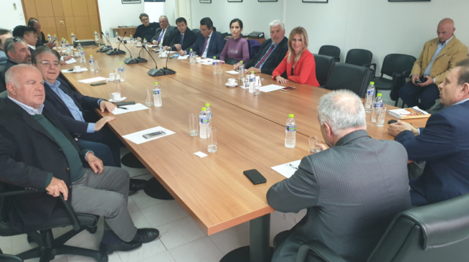 The Assembly Of The Board Of Directors Was Realised At The Offices Of Port Of Piraeus Authority – COSCO