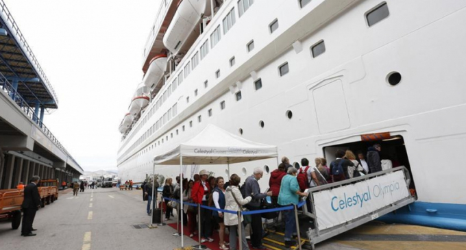 Chamber Of Greek-Chinese Economic Cooperation: Chinese Cruise Tourists May Change Economic Data In Greece