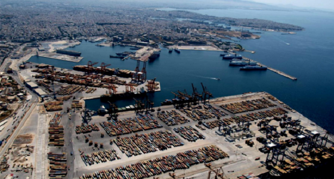 The Strategic Implications Of The Chinese Investment In Piraeus