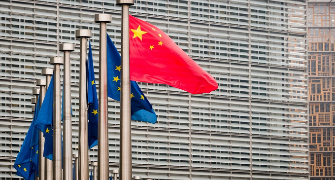 China 'needs To Win Over Europe' After Loss Of Trust And Impact Of US Rivalry