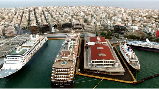 Agreement Of Mutual Cooperation Between Thessaloniki Port Authority S.A. And China Merchants Port Holdings Co. Ltd.